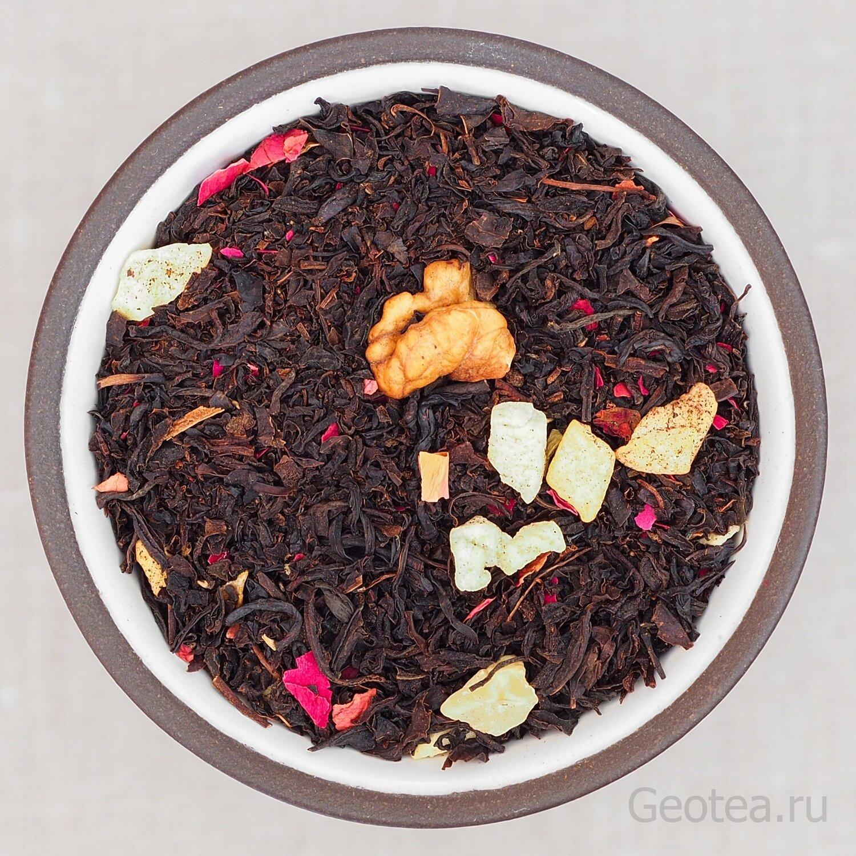 Чай Черный С днем рождения