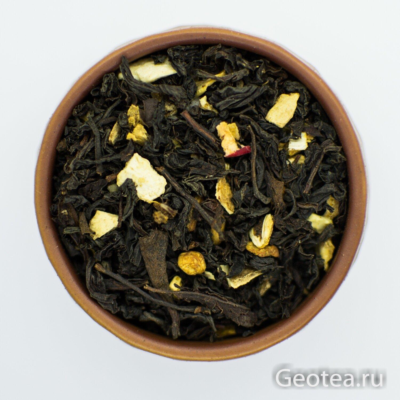Чай Черный Огненный витамин
