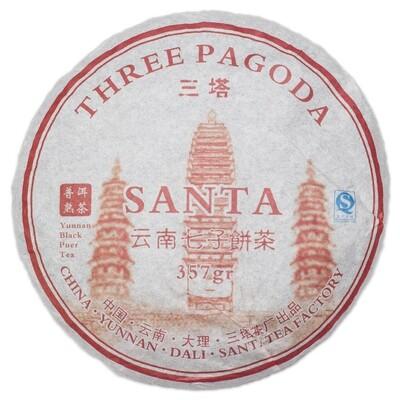 Чай Шу Пуэр Саньта