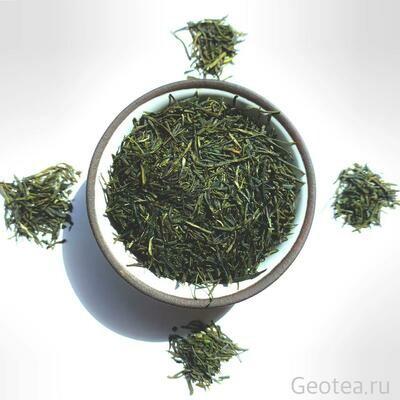 Чай Зеленый Юнь У Мао Цзянь #350 «Ворсистые Лезвия из Юнь У»