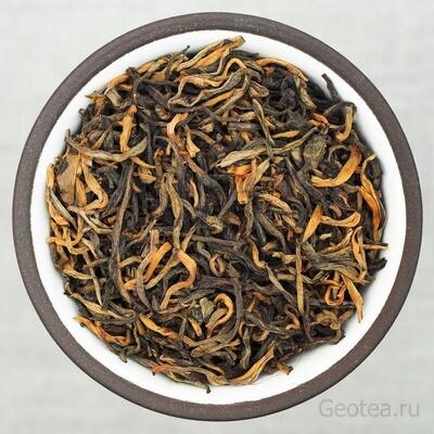 Чай Красный Дянь Хун Мао Фэн «Ворсистые пики из Дянь Си»