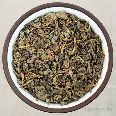 Чай Зеленый Ганпаудер