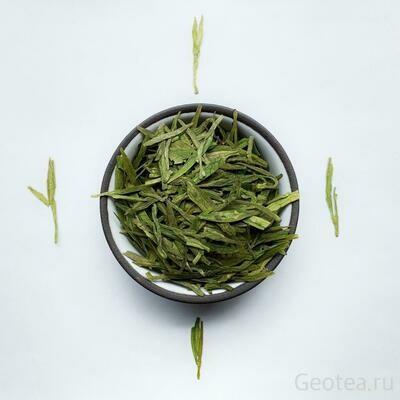 Чай Зеленый Лун Цзин #300