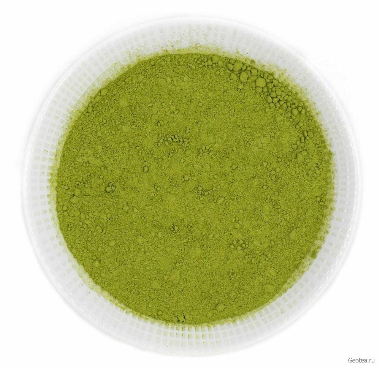 Чай Зеленый Порошковый Матча #7