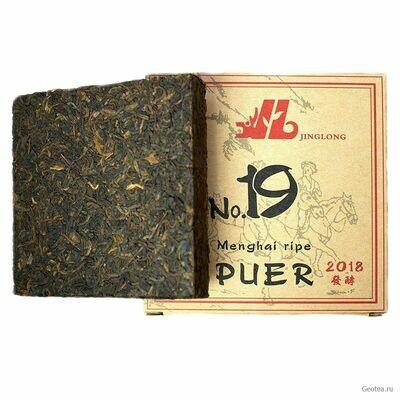 Чай Шу Пуэр #19 100гр.