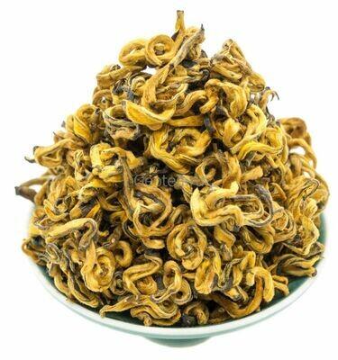 Чай Красный Дянь Хун Да Цзинь Ло