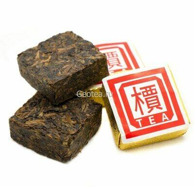 Чай Шу Пуэр Гунтин Сяо Фан
