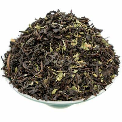 Чай Черный С Мятой