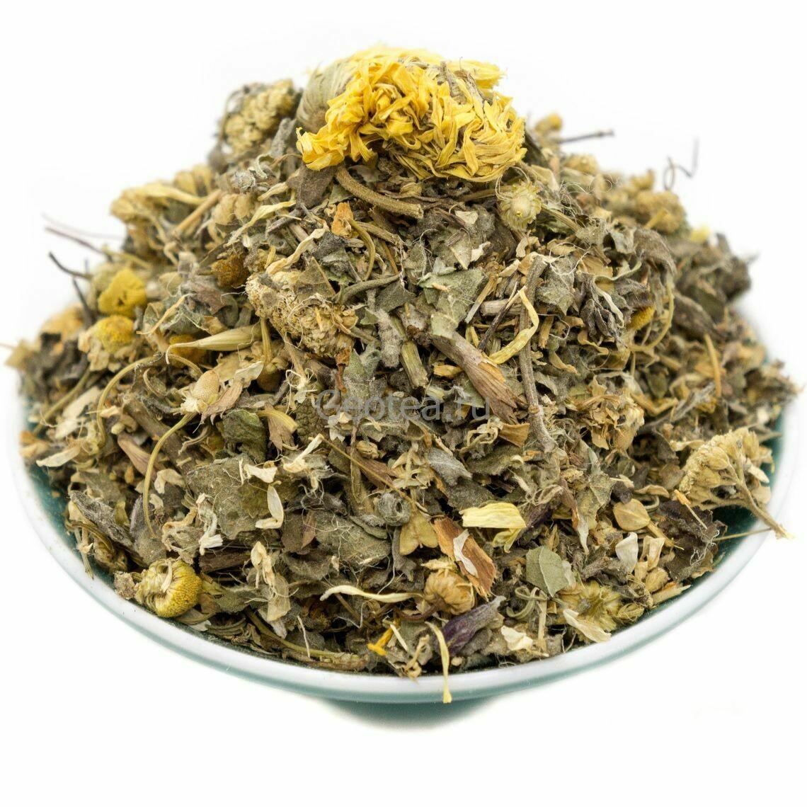 Чай Травяной Для Похудения