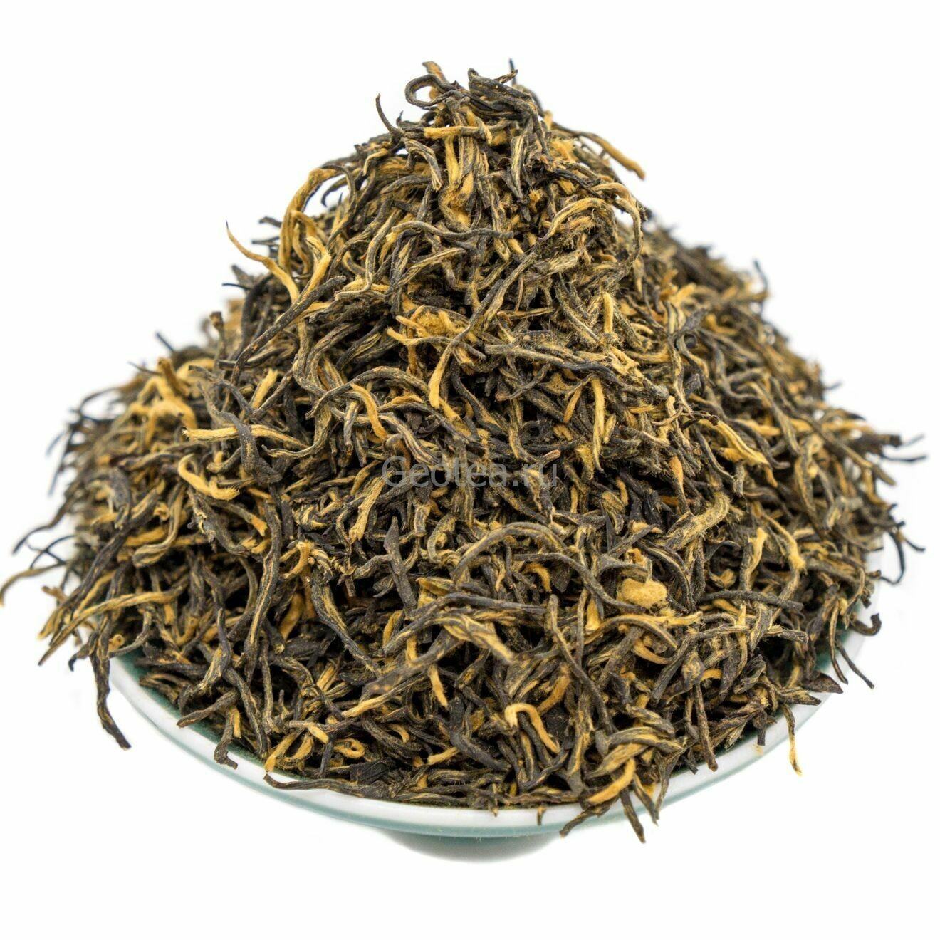 """Чай Красный Бай Линь Гун Фу #300 """"Красный чай высшего мастерства из Бай Линь"""""""