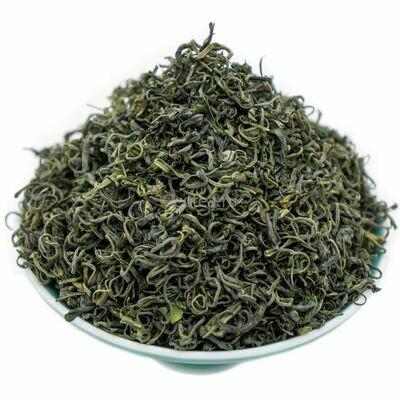 Чай Зеленый Синь Янь Мао Цзянь #500 «Ворсистые Лезвия из Синь Янь»