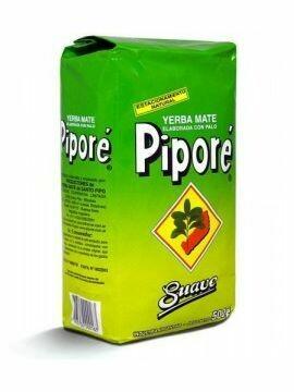 Йерба Мате Pipore Suave 0,5кг