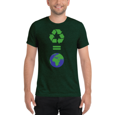 Recycling is our Future Short sleeve t-shirt M