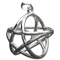 AKAIJA ILOA | Anhänger Sterling Silber, 2,1cm