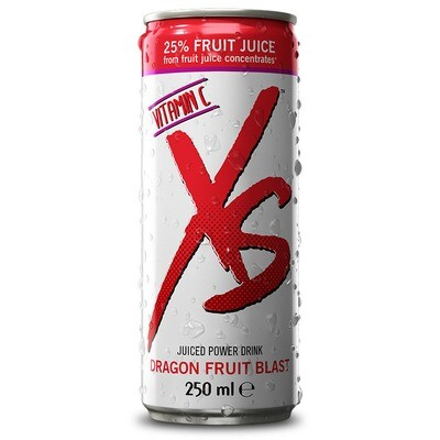 Juiced Power Drink - Dragon Fruit Blast XS™