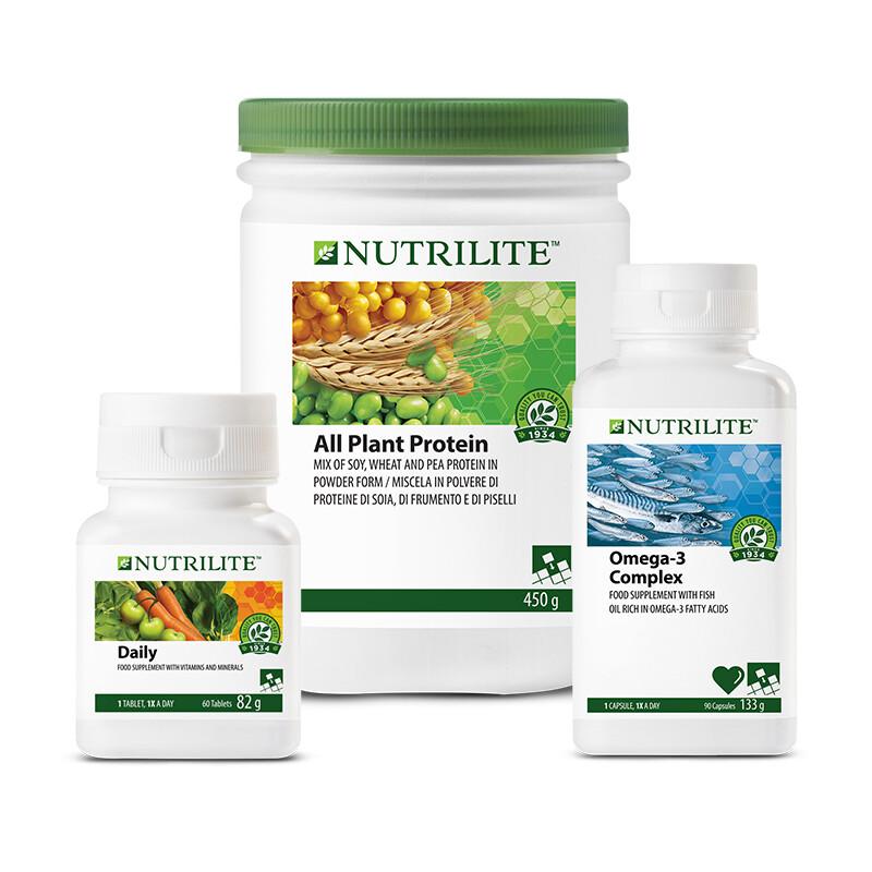 Foundational Trio Bundle with NUTRILITE™ Daily