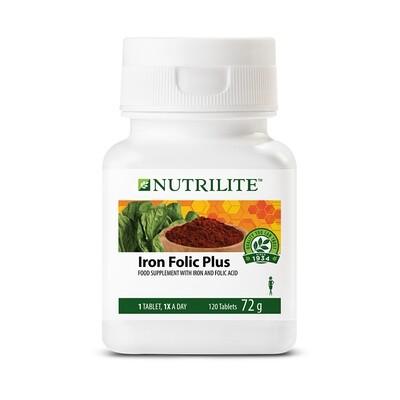Iron Folic Plus NUTRILITE™