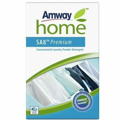 Premium Concentrated Laundry Powder Detergent SA8™