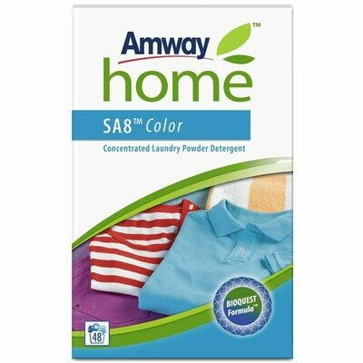 Colour Concentrated Laundry Powder Detergent SA8™