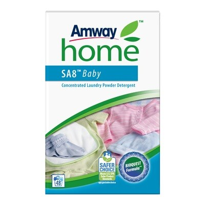 Baby Concentrated Laundry Powder Detergent SA8™