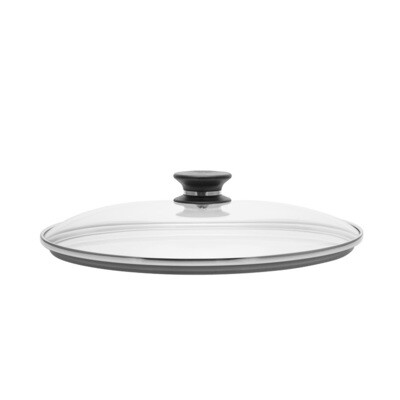 Glass Lid with Knob Assembly (30 cm pan) iCook