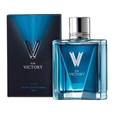 Avon V for Victory Eau de Toilette - Set