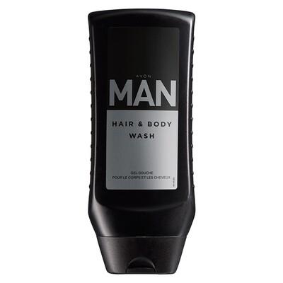 Man Hair & Body Wash - 250ml