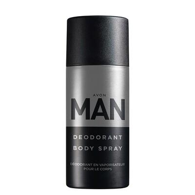 Avon Man Deodorant Body Spray - 150ml