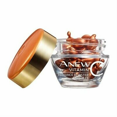 Anew Vitamin C Radiance Booster Capsules