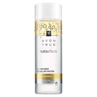 Avon True Nutra Effects Oil-Infused Micellar Water