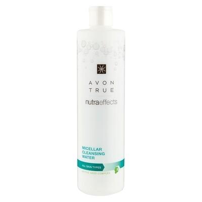 Avon True Nutra Effects Micellar Water