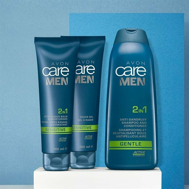 Avon Care Men Sensitive Set