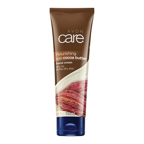 Avon Care Nourishing Cocoa Butter Hand Cream - 75ml