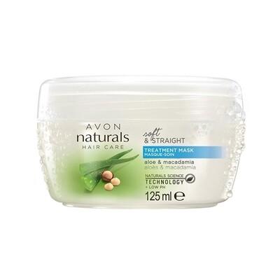Naturals Aloe & Macadamia Treatment Mask
