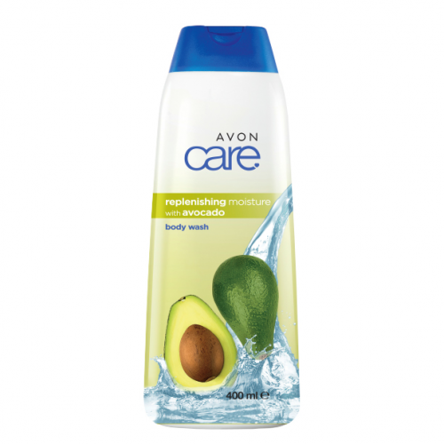 Avon Care Avocado Body Wash 400ml