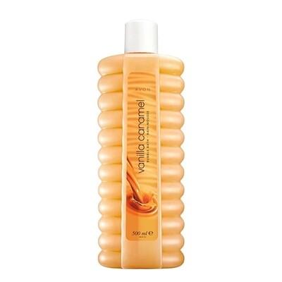 Vanilla Caramel Bubble Bath - 1 litre