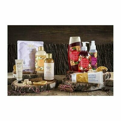 The Sugar & Spice Pamper Collection