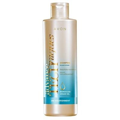 Nourishment Moroccan Argan Oil Shampoo - 400ml