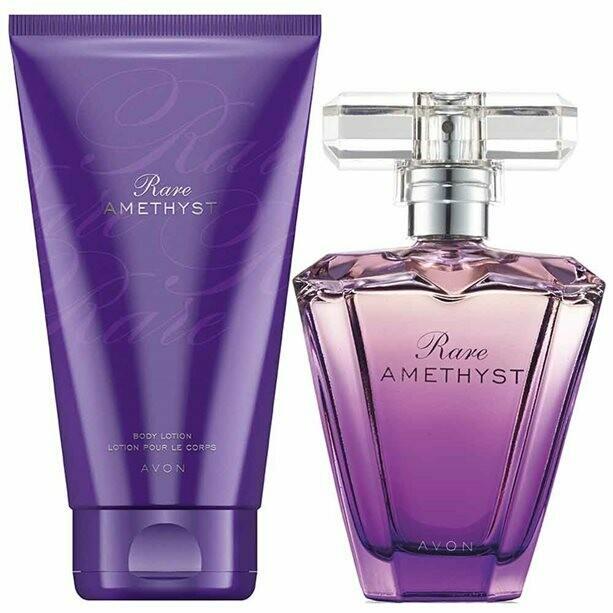 Rare Amethyst Fragrance Set