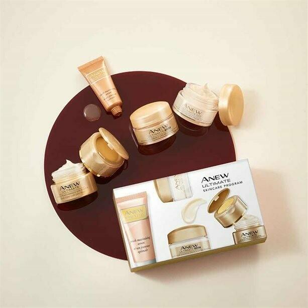 Anew Ultimate Skincare Trial Kit