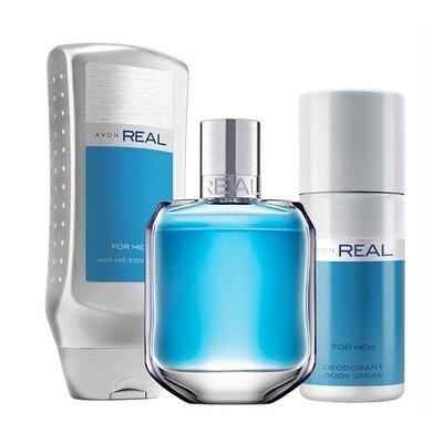 Avon Real Man Set