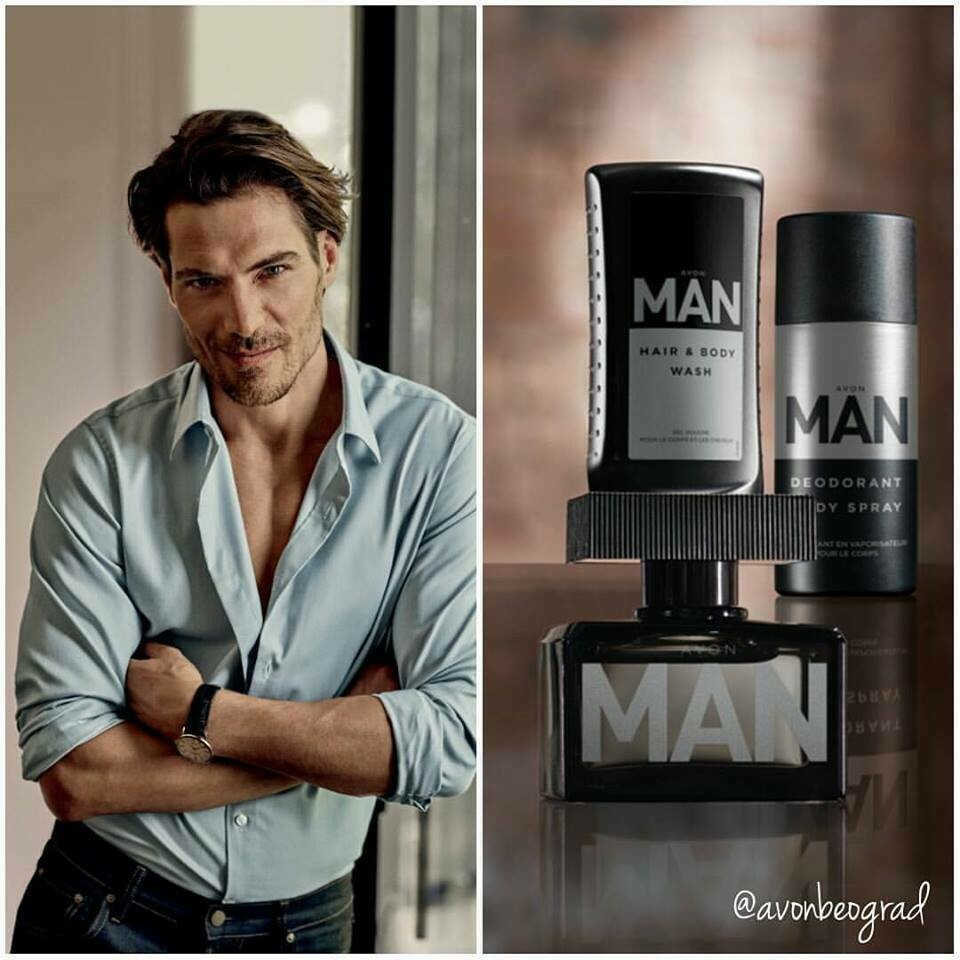 Avon Man Set