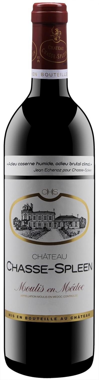 Château Chasse Spleen Cru Bourgeois AC Moulis