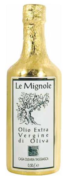 Olio Extra Vergine di Olive Le Mignole
