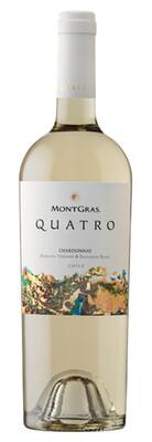 Quatro White Blend of Colchagua Valley