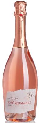 Spumante Rosé Brut Bio