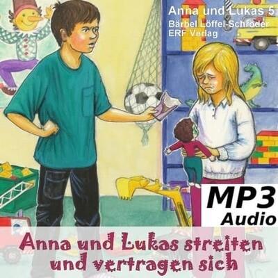 Anna und Lukas streiten und vertragen sich MP3-Download (5)