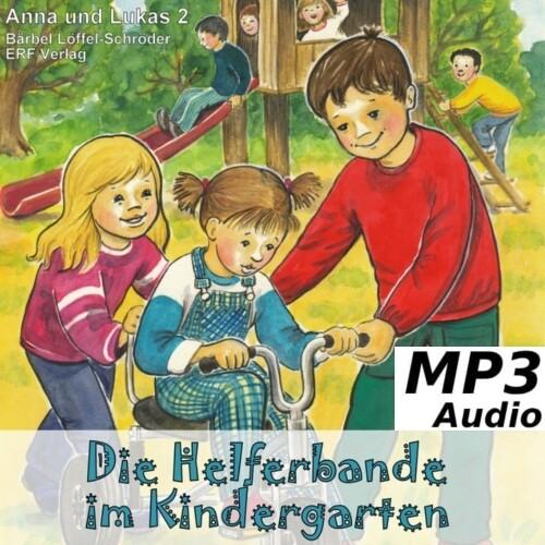 Die Helferbande im Kindergarten MP3-Download (2)