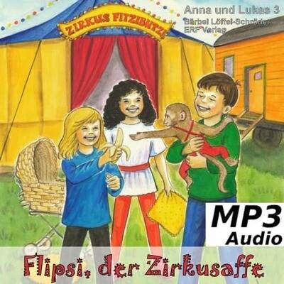 Flipsi, der Zirkusaffe MP3-Download (3)