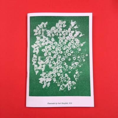 Блокнот Plantstudie#5